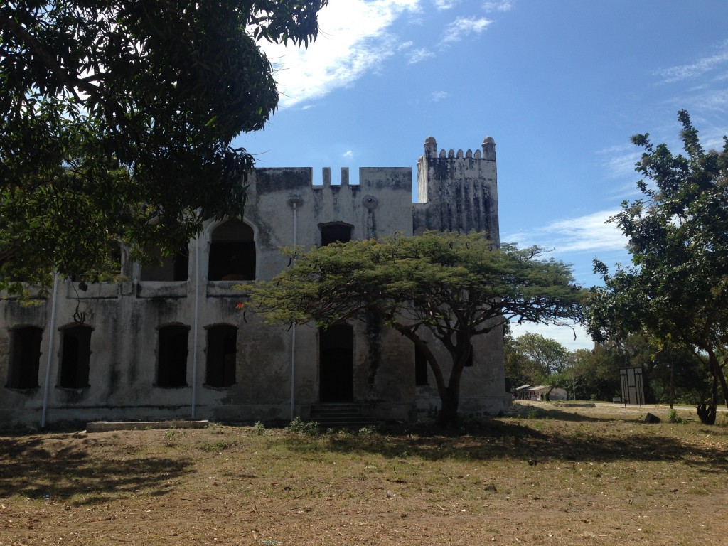 Alte Boma in Bagamoyo
