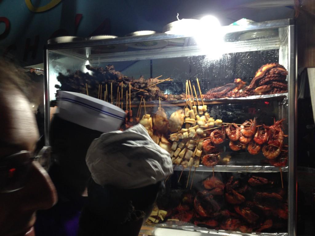 BBQ am Nyama Choma Festival