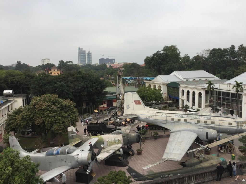 Hanoi Military History Museum