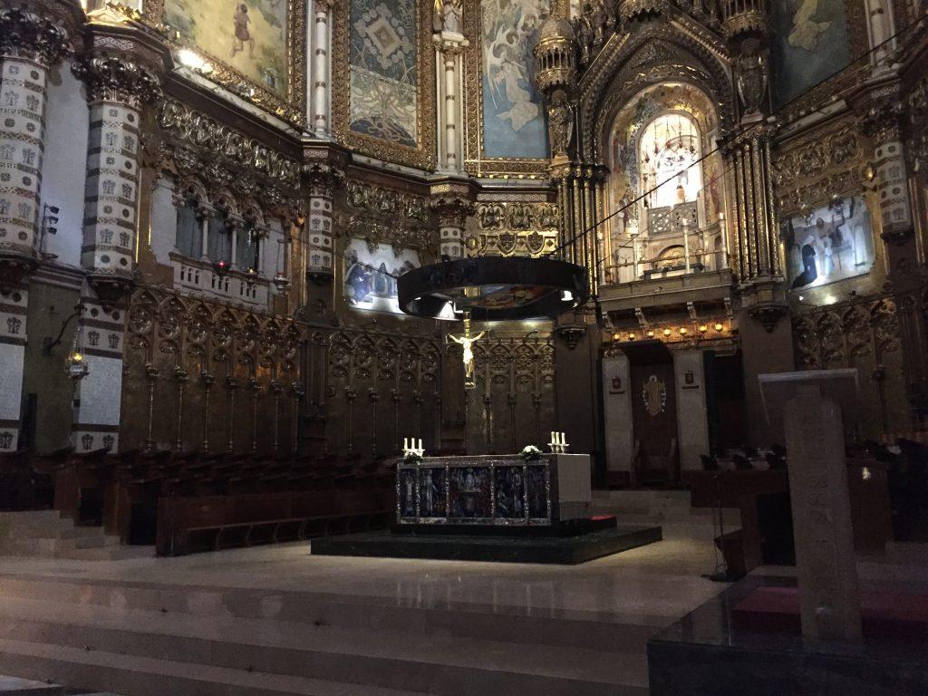 Montsserat Kirche