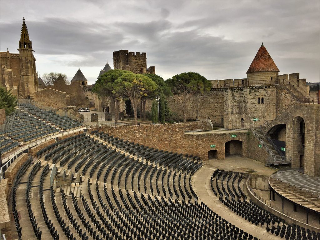 carcassonne theater