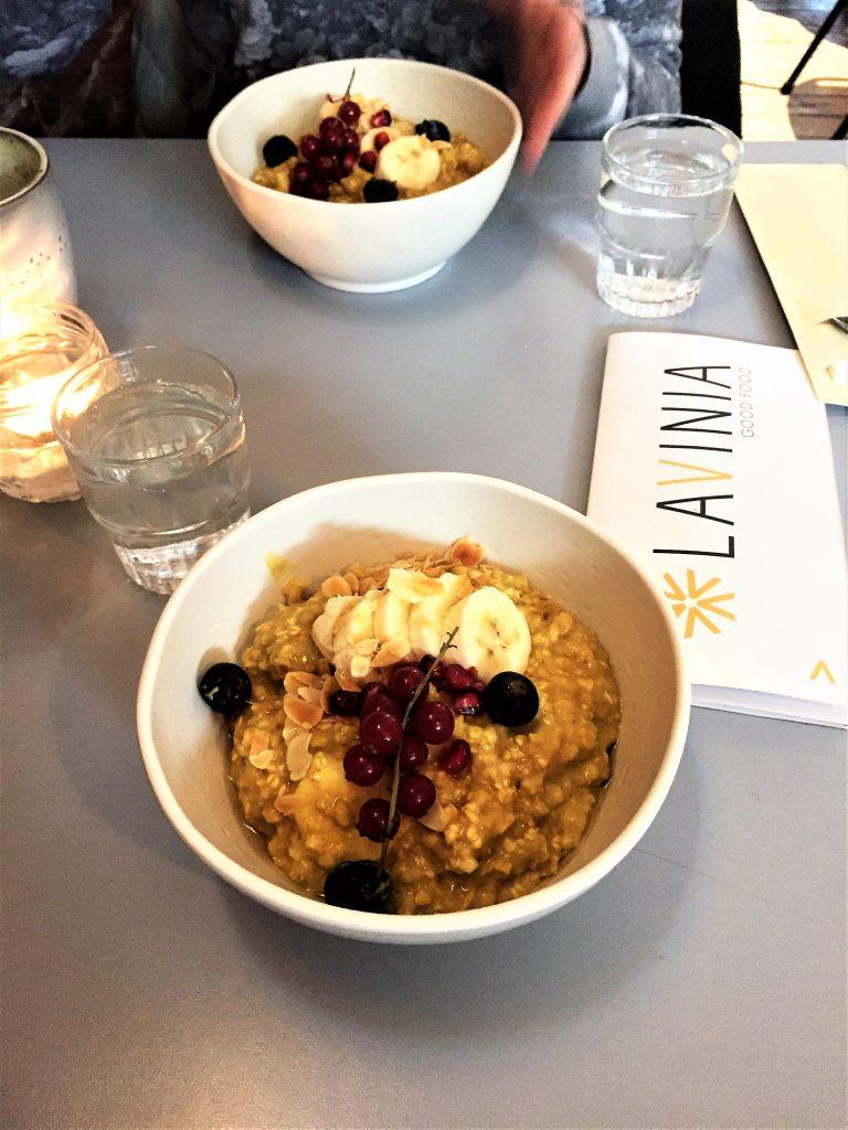 amsterdam lavinia porridge