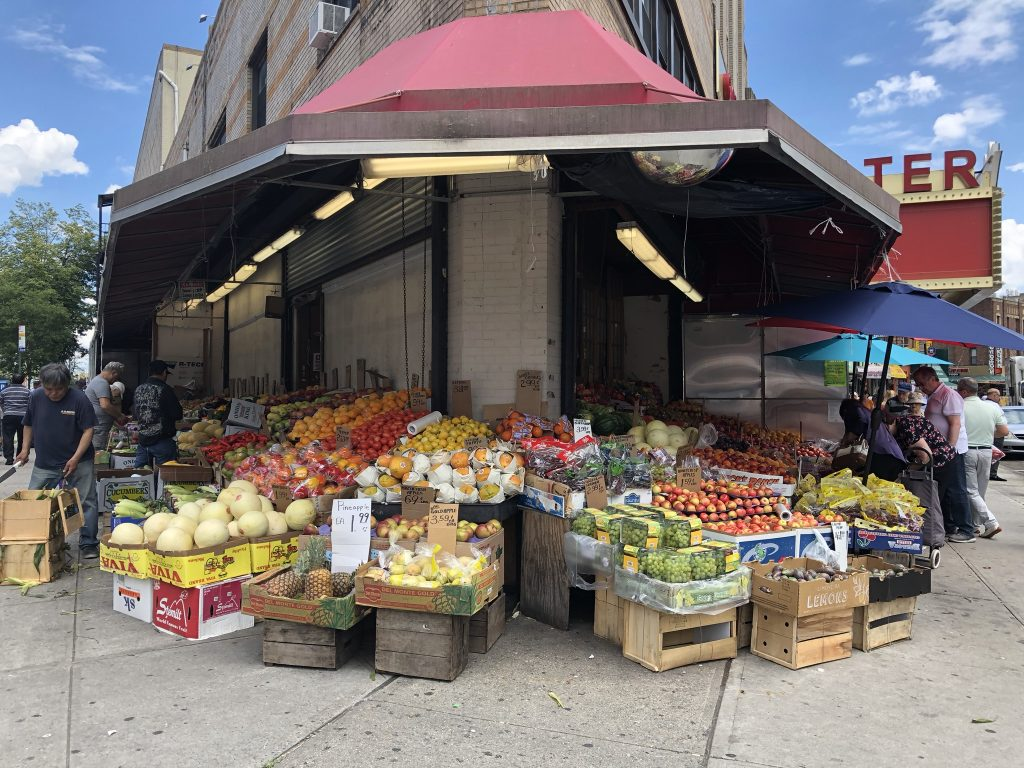 brooklyn grocery store fresh fruits
