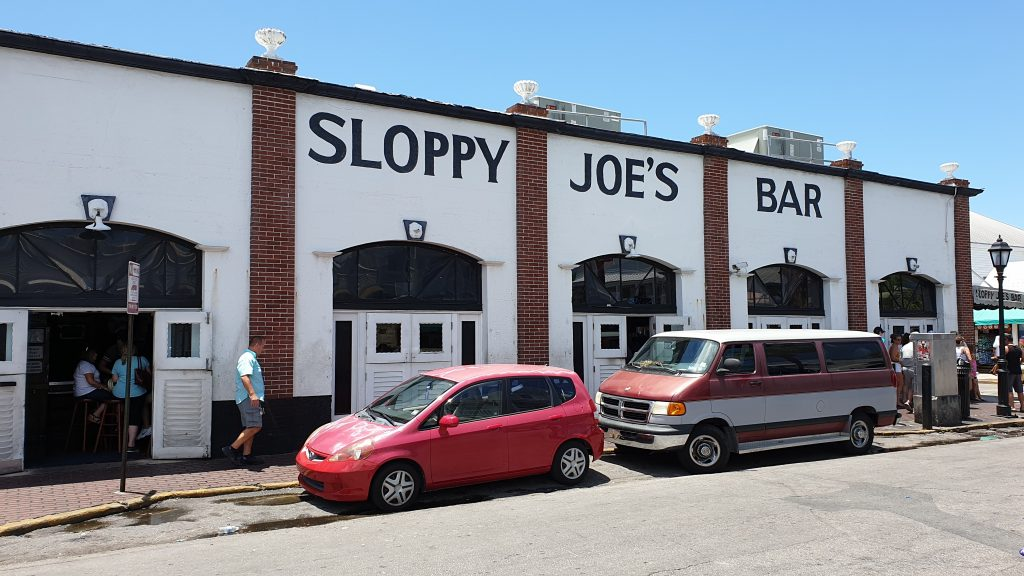 key west sloppy joes