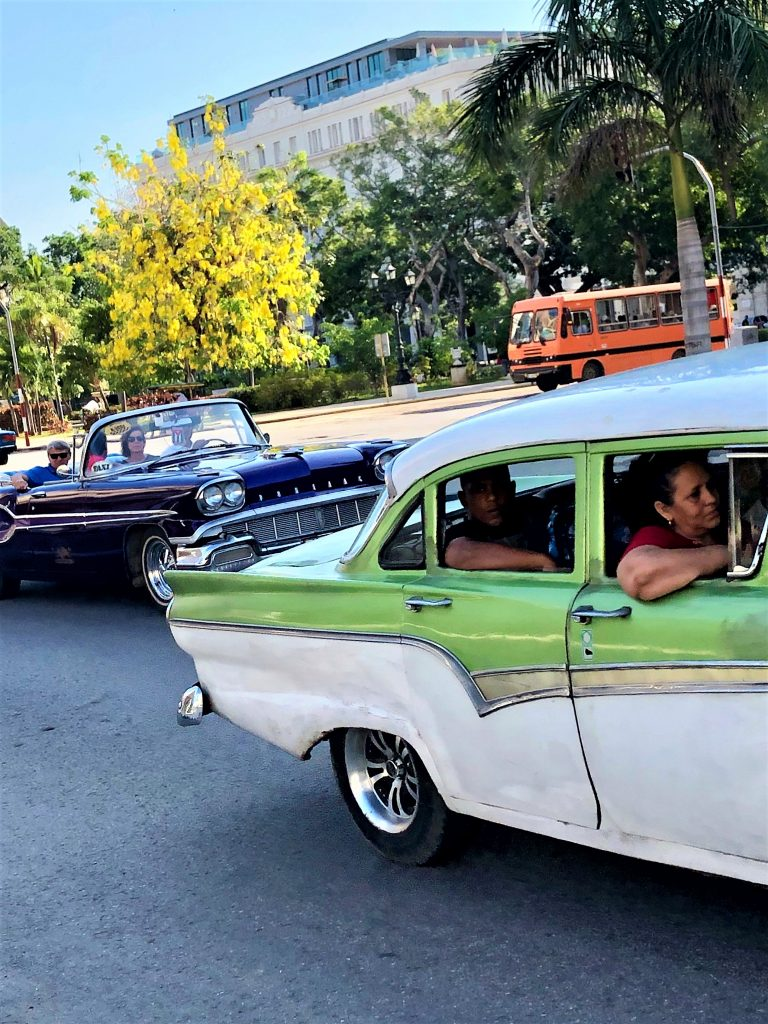 havana antique car oldtimer
