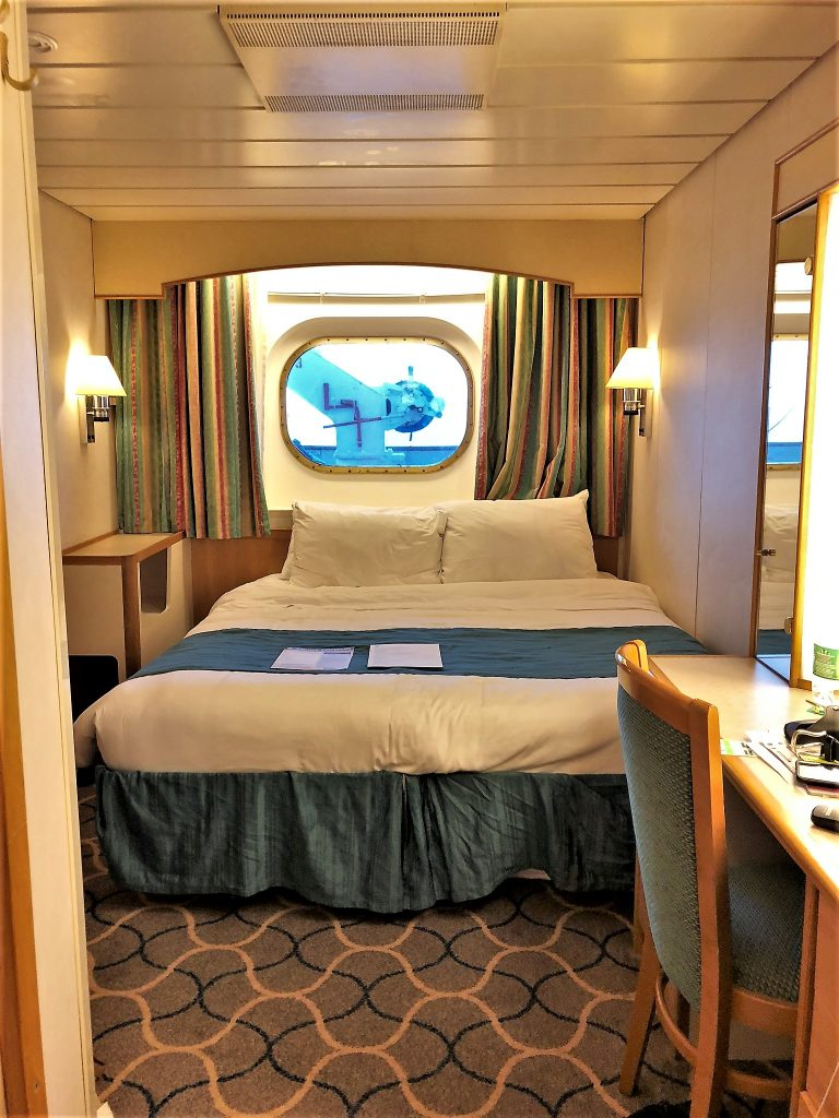 majesty of the seas cabin window