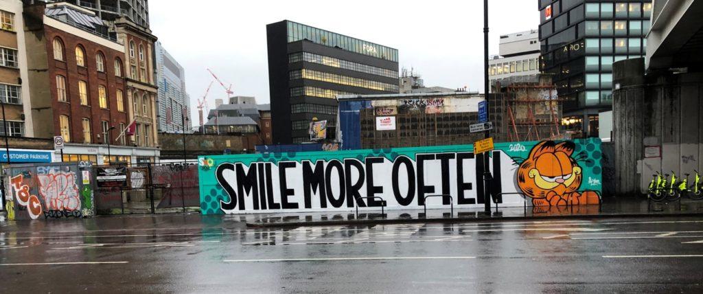 london shoreditch streets 2020 rain