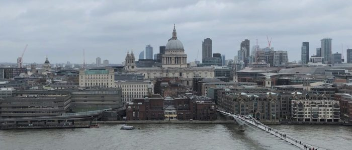 london citytrip skyline 2020