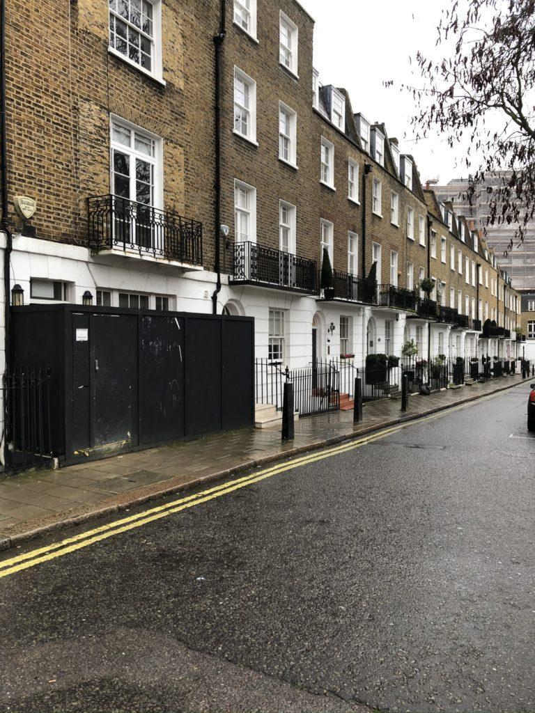 london citytrip 2020 belgravia streets