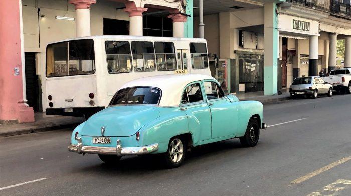 havana antique car oldtimer